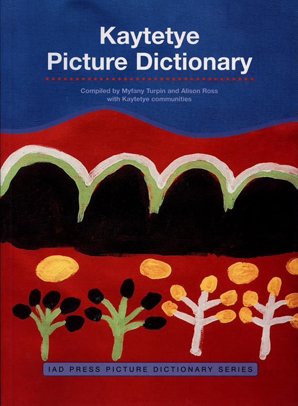 Kaytetye Picture Dictionary, Aboriginal art book, Aboriginal art