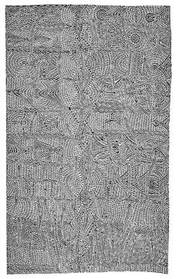 Dennis Nona, Dangau Pui, Torres Strait Islander art