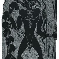 Alick Tipoti, Kuyku Garpathamai Mabaig, Torres Strait Islander art