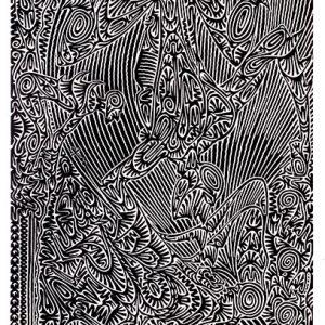 Alick Tipoti, Piki, Torres Strait Islander art