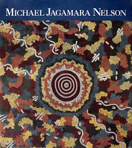 Michael Jagamarra Nelson, Aboriginal art book, Aboriginal art