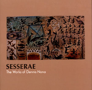 Sesserae - The Works of Dennis Nona, Torres Strait Islander art book, Torres Strait Islander art