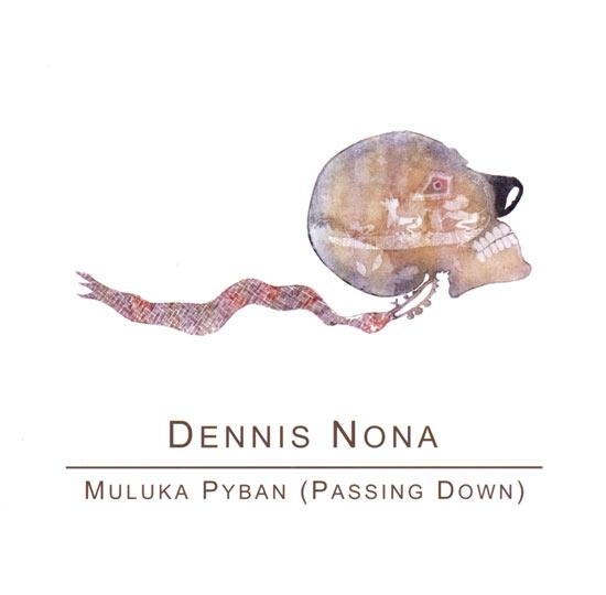 Dennis Nona - Muluka Pyban - Passing Down, Torres Strait Islander art book, Torres Strait Islander art