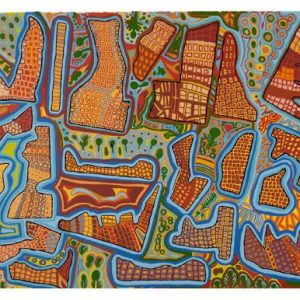 Doris Gingingara, Djunuwiny, Aboriginal art