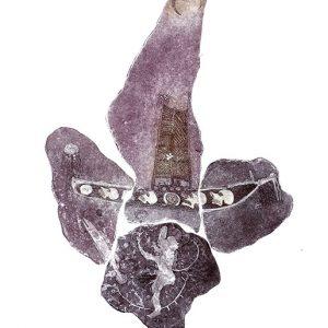 Dennis Nona, Yadai Kulal (Directional Rocks), Torres Strait Islander art