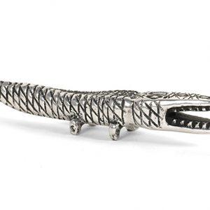 Craig Koomeeta, Crocodile, Aboriginal art
