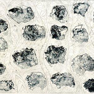 Dennis Nona, Karral – Calm Weather, Torres Strait Islander art