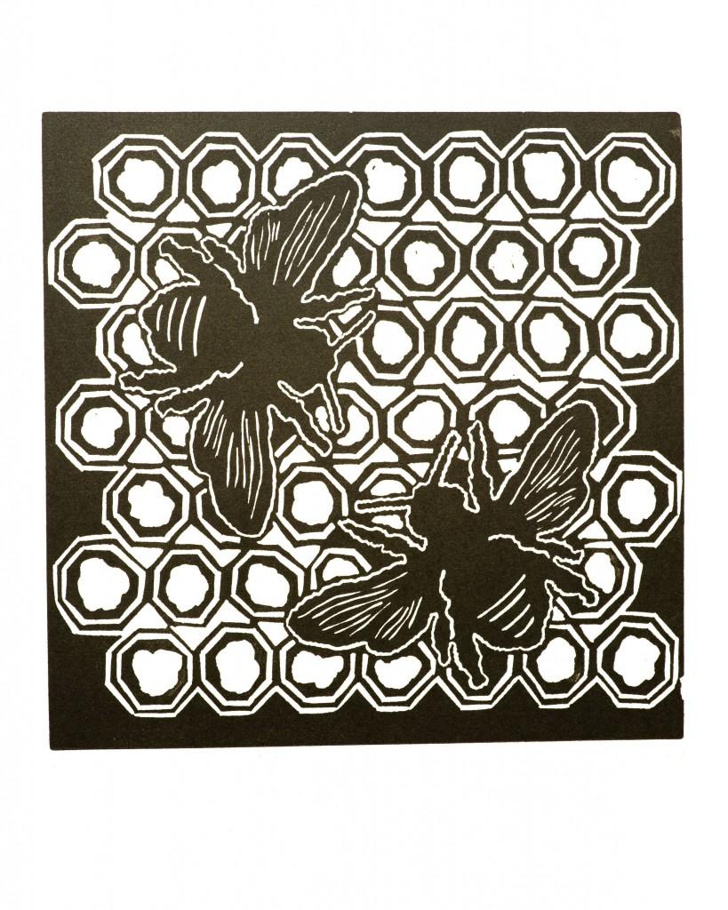 Jackie Williams, Jubullum – Wild Honey, Aboriginal art