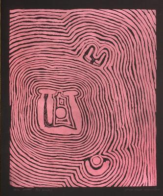 Aboriginal art, Tjenna Napanangka, Wati Kutjarra III