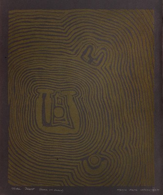 Aboriginal art, Tjemma Napanangka, Wati Kutjarra IV