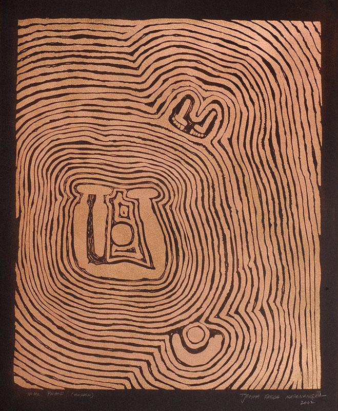 Aboriginal art, Tjemma Napanangka, Wati Kutjarra II