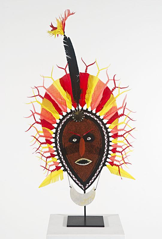 Obery Sambo, Kebi Perper Dari, Torres Strait Islander art
