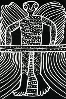 Jimmy Pike, Mangkaja II, Aboriginal art