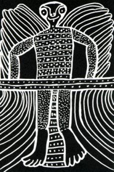 Jimmy Pike, Mangkaja II, Aboriginal art
