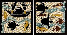 Banduk Marika, Minyapa Ga Dhanggatjiya, Aboriginal art, Arnhem Land