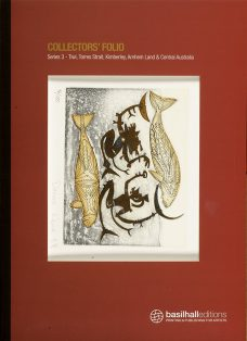 Dennis Nona, Dhangalau Mariel Folio, Torres Strait Islander art