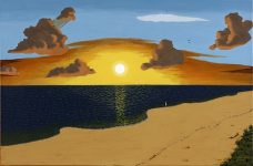 Segar Passi, Irmerira Baz, Torres Strait Islander art, Murray Island