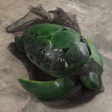 Alick Tipoti, Danagi Waaru – Blind Turtle, Torres Strait Islander art
