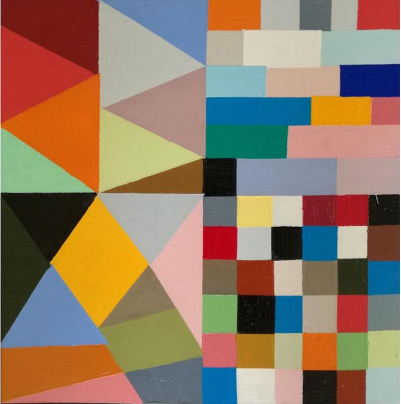 Mary Shackman, 4 Patterns, Australian contemporary art