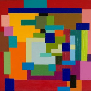 Mary Shackman, Rectangles, Australian contemporary art