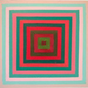 Mary Shackman, Red Green, Australian contemporary art