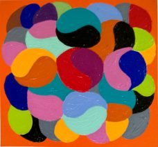 Mary Shackman. Ying Yang, Australian contemporary art