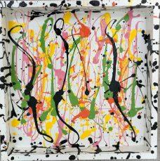 Mary Shackman, Drips, Australian contemporary art