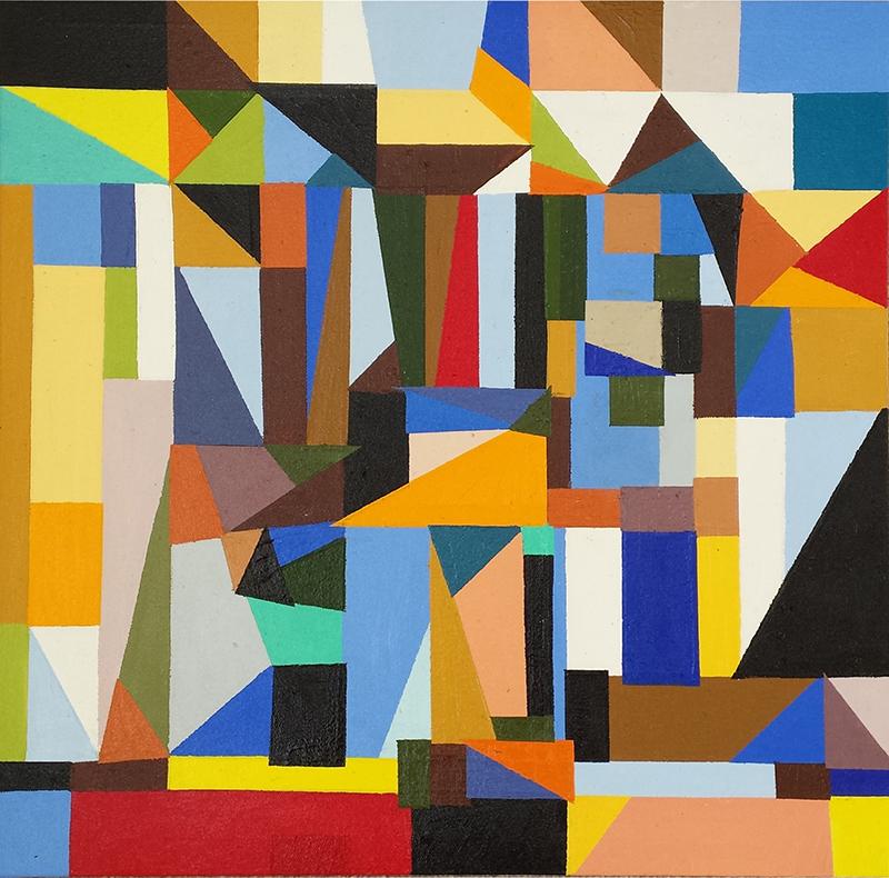 Mary Shackman, Building, Australian contemporary art