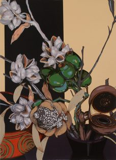Criss Canning, Hakea & Other Seed Pods, Australian contemporary art