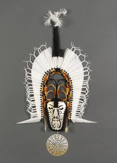 Obery Sambo, Girgiri Kesi Dari, Torres Strait Islander art
