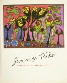 Jimmy Pike, Desert Designs 1981-1995, Aboriginal Art Boo