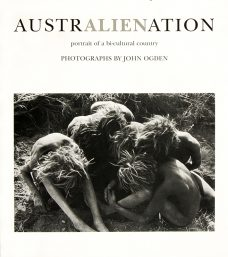 John Ogden, Australienation - Portrait of a Bi-cultural Country, Aboriginal art book