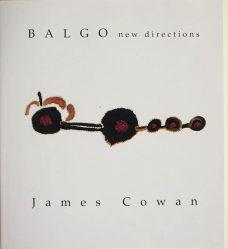 Balgo: New Directions, James Cowan, Aboriginal art books