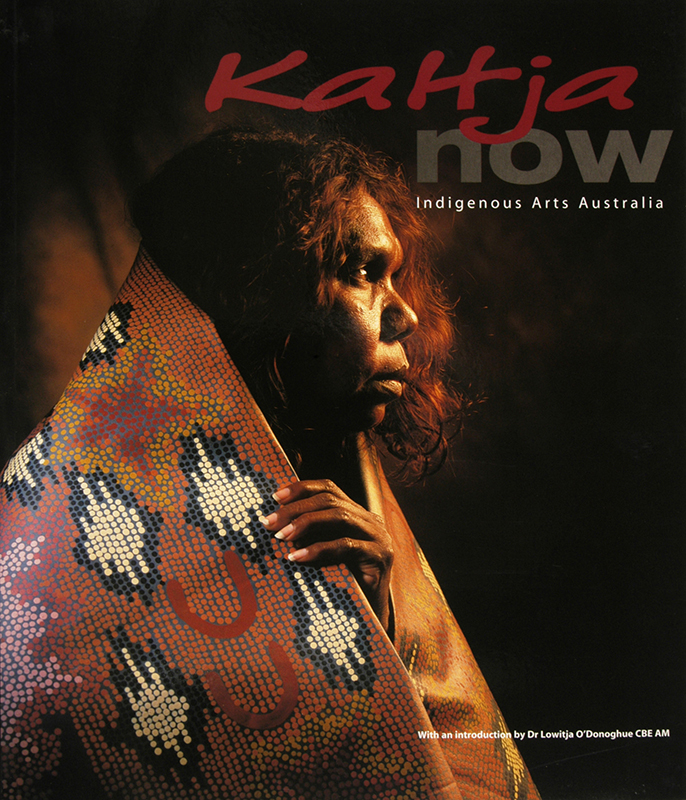 Kaltja Now: Indigenous Arts Australia, Ian Chance, Aboriginal art books