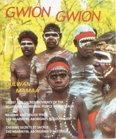 Gwion Gwion : Secret and Sacred Pathways of the Ngarinyin Aboriginal People of Australia, Jeff Doring, Aboriginal art books