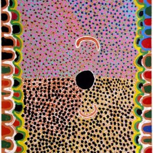 Susie Bootja Bootja Napangarti, Kaningarra, Aboriginal art