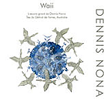 Dennis Nona : Waii : the Engraved Work of Dennis Nona : Torres Strait Islands, Australia: L'oeuvre Gravé de Dennis Nona : Îles du Détroit de Torres, Australie, Brono David and Ian McNiven and Simon Wright, Torres Strait Islander art books