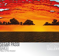 Segar Passi: Bakei, 1960s to the Present, Cairns Art Gallery exhibition catalogue, Torres Strait Islander art books