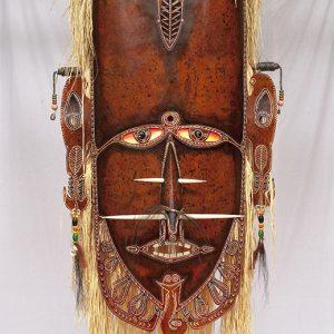 Zugubaw Koey Mawal II, Alick Tipoti, Torres Strait Islander artist