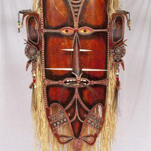 Zugubaw Koey Mawal IV, Alick Tipoti, Torres Strait Islander artist