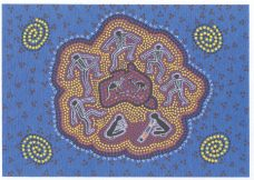 Jeanette Timbery, Celebrating Our Land, Australian Aboriginal art
